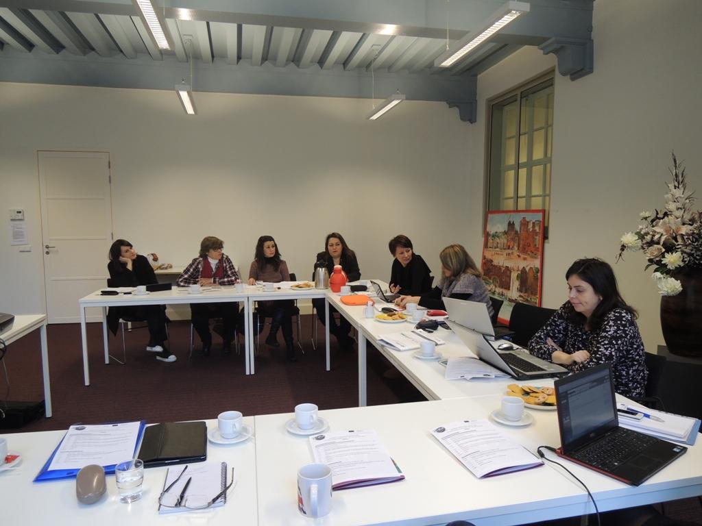 "Spotkanie partnerów projektu ""Children Rough Sleepers"" w LeidenThe meeting of partners in framework of the CRS project in Leiden"