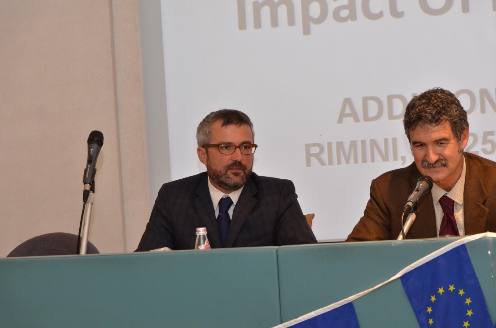 Spotkanie w Rimini – projekt IORMeeting in Rimini – IOR project