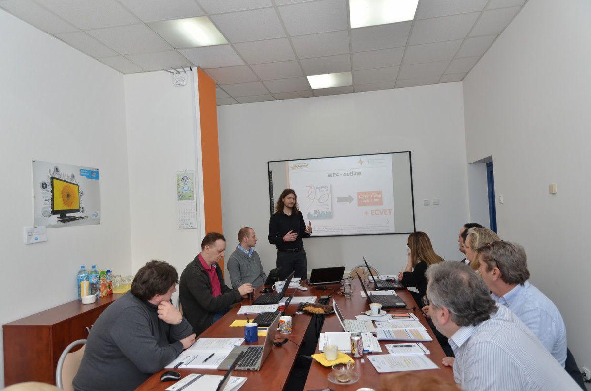 CONVET – meeting in Rzeszow