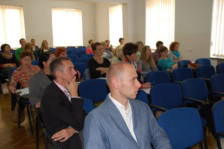 Relacja z warsztatów CRSReport from the workshop CRS