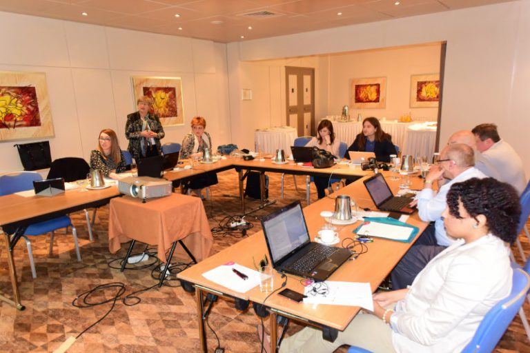 Spotkanie w Atenach – projekt CONVET