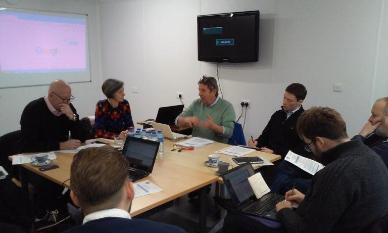 Trzecie spotkanie projektowe ET-NEETs