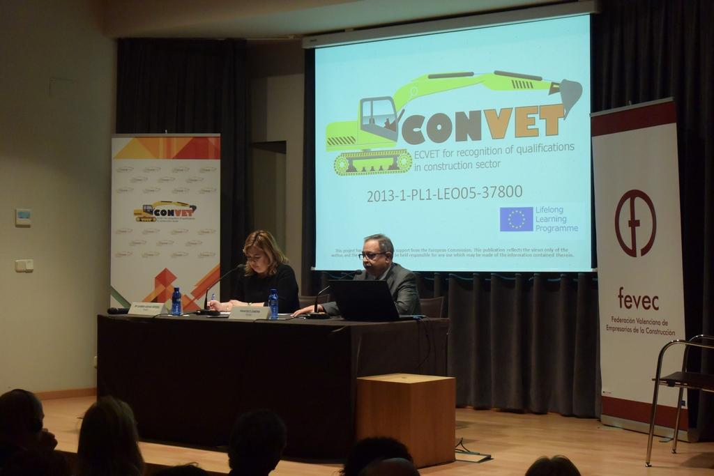 Podsumowanie projektu CONVET – konferencja w Walencji