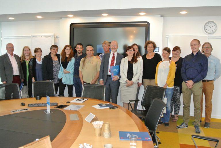 Końcowe spotkanie partnerów w ramach projektu TAP