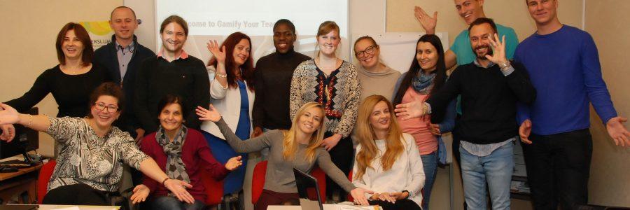 Gamify Your Teaching – Trzecie spotkanie partnerów w Kownie