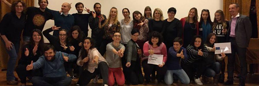 Międzynarodowe szkolenie w Sofii w ramach projektu ForProve Theatre
