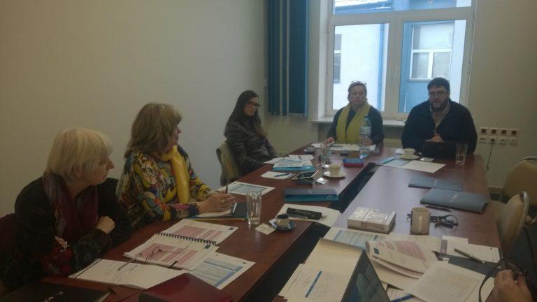 WOT – pierwsze spotkanie partnerskie w Polsce