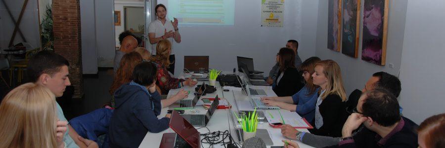 Gamify Your Teaching – spotkanie partnerskie w Walencji