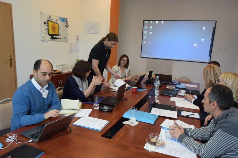 Drugie spotkanie partnerskie w projekcie WWA