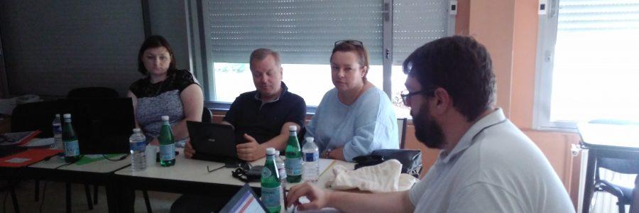Drugie spotkanie partnerów projektu WOT – Paryż