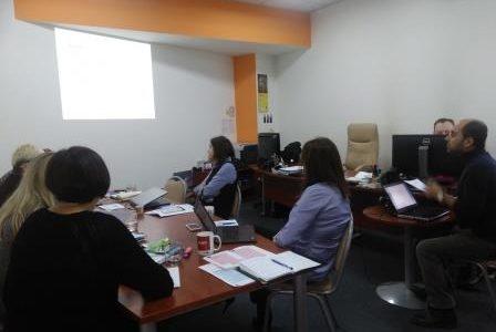 OnTheMoneyTrail – pierwsze spotkanie partnerów projektu