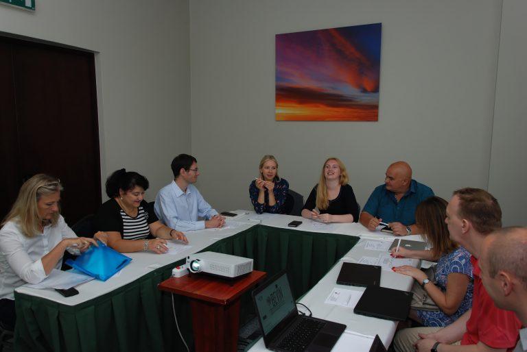 Ostatnie spotkanie w ramach projektu Bevin