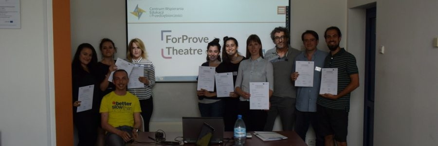 Ostatnie spotkanie w projekcie ForProve