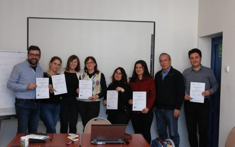No Cyberbullying at the School! –Transnational Partners Meeting in Rzeszów