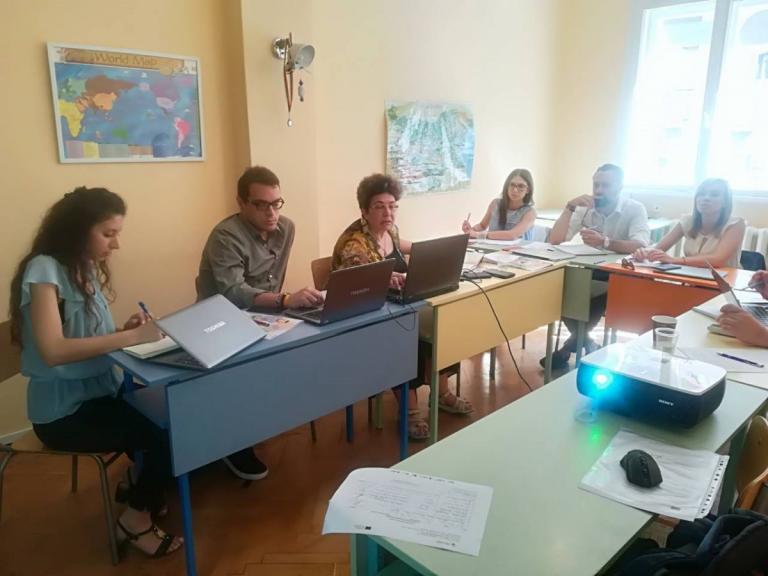 Trzecie spotkanie partnerskie w projekcie DECENT
