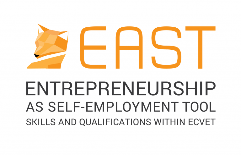 EAST – Entrepreneurship as Self-employment tool. Skills and qualifications within ECVET