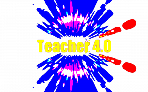 We would like to welcome you to the first edition of the Teacher 4.0 newsletter